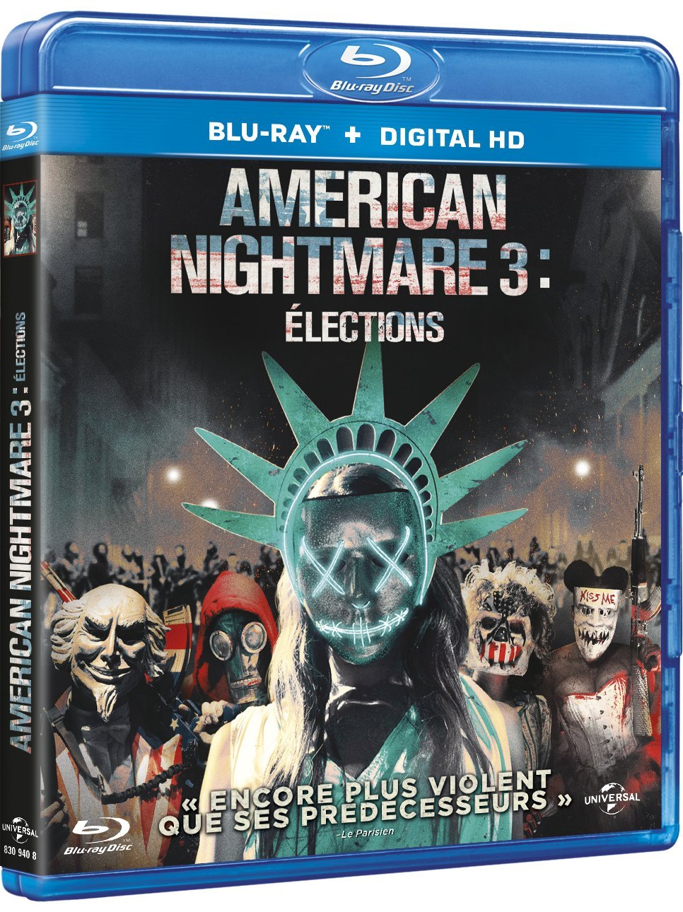 American Nightmare 3 : Elections FRENCH 1080p HD
