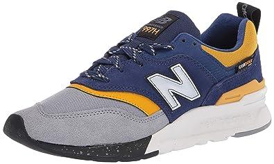 new balance 997h uomo blu