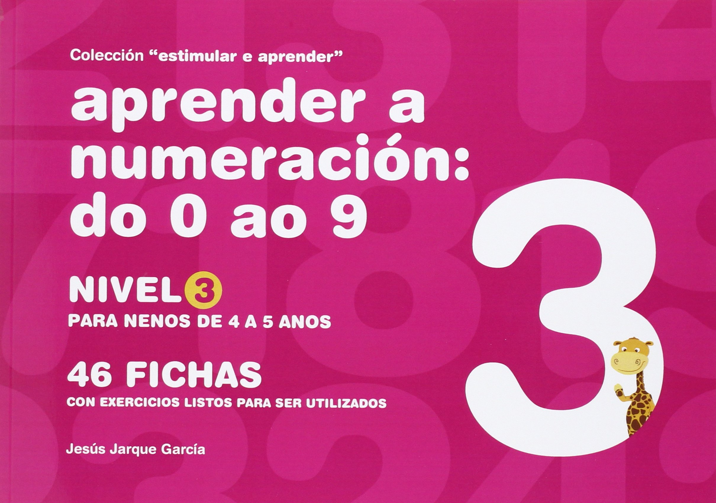 Download Aprender a numeración, del 0 al 9, nivel 3 ebook