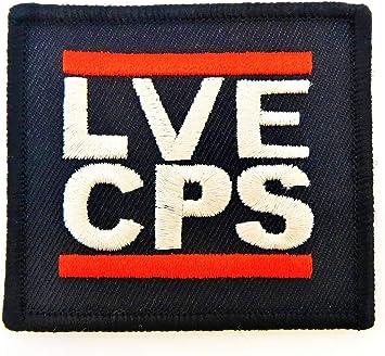 Polizeimemesshop Lve Cps Textilpatch Auto