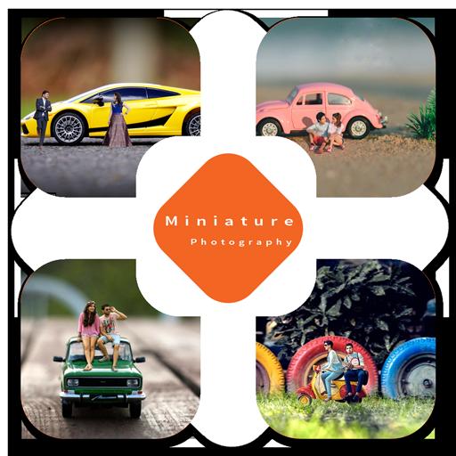 Miniature Photo Editor - Tilt-Shift Photography