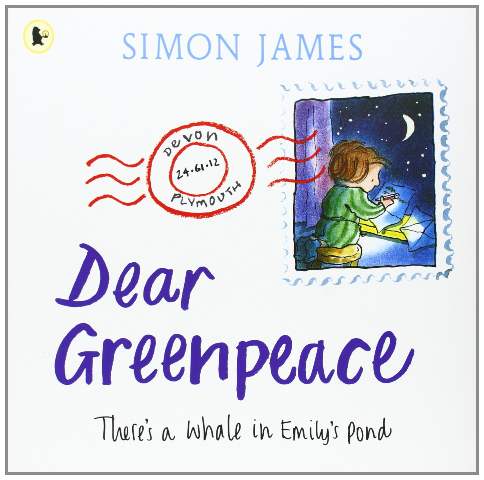Dear Greenpeace : James, Simon: Amazon.co.uk: Books
