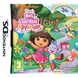 Dora's Big Birthday Adventure (Nintendo DS)