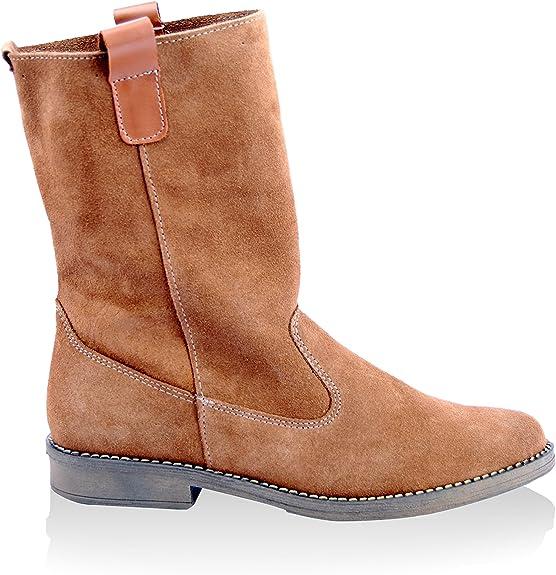 Sandale talon carré Style Croisé Rouge Kiraro sy