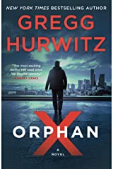 Orphan X: A Novel Kindle Edition