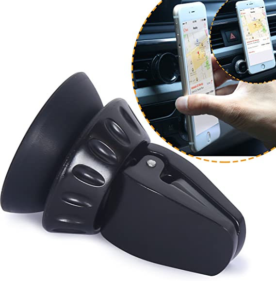 Universal Auto Accessory Air Vent Mount Phone Holder Stander Cell Bracket Cradle