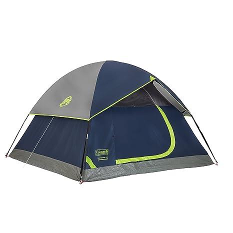 Review Coleman Sundome 4-Person Tent