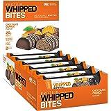 Optimum Nutrition Protein Whipped Bites Bars- Riegel (mit 20g Eiweiß (enthält Whey Isolate), ohne Zuckerzusatz) Chocolate Orange, 1er Pack (12 x 76g)