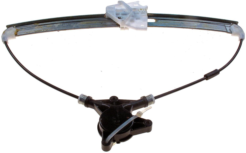 Dorman 749-089 Front Driver Side Replacement Power Window Regulator for Mazda 6