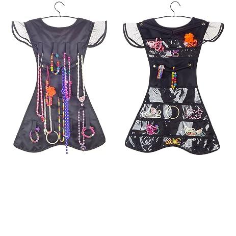 Amazoncom MARZ Products Dressstyle Hanging Closet Jewelry