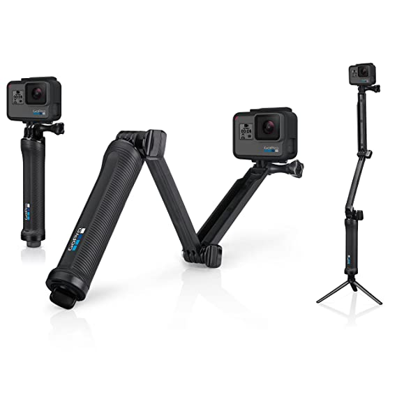 Review GoPro 3-Way Grip, Arm,