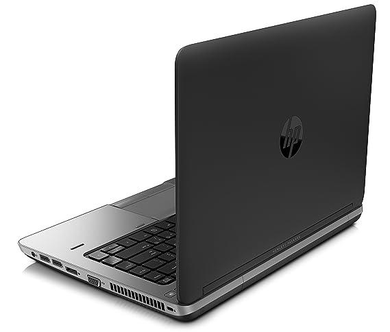 HP ProBook 640 G1 - Ordenador portátil (i3-4000M, DVD Super Multi DL, Touchpad + dispositivo de puntero, Windows 7 Professional, Ión de litio, ...