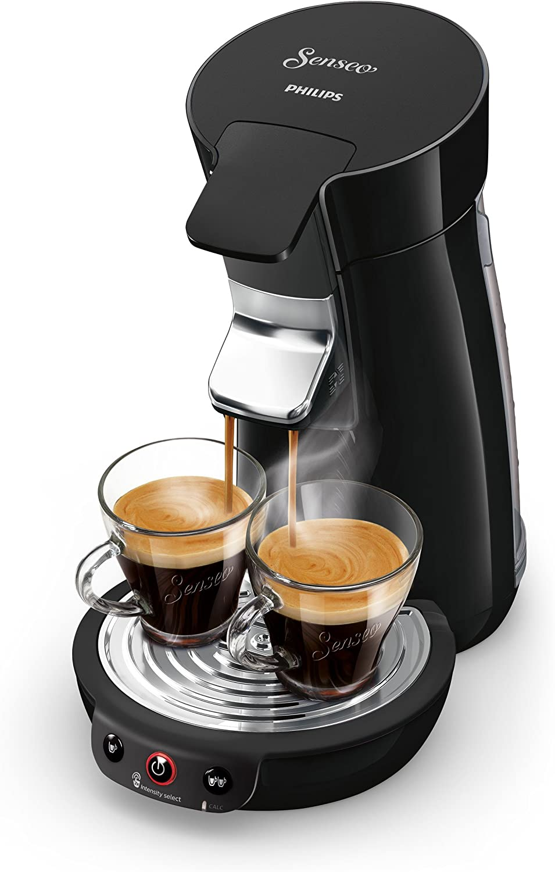 Senseo HD6563/60 Viva Cafe - Cafetera monodosis, 1450 W, 0.9 ...