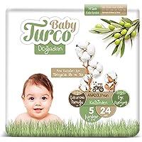Baby Turco Doğadan Bebek Bezi, 5 Beden, 24 Adet