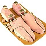 H&S Cedar Wood Shoe Tree Wooden Shoe Stretcher Shaper