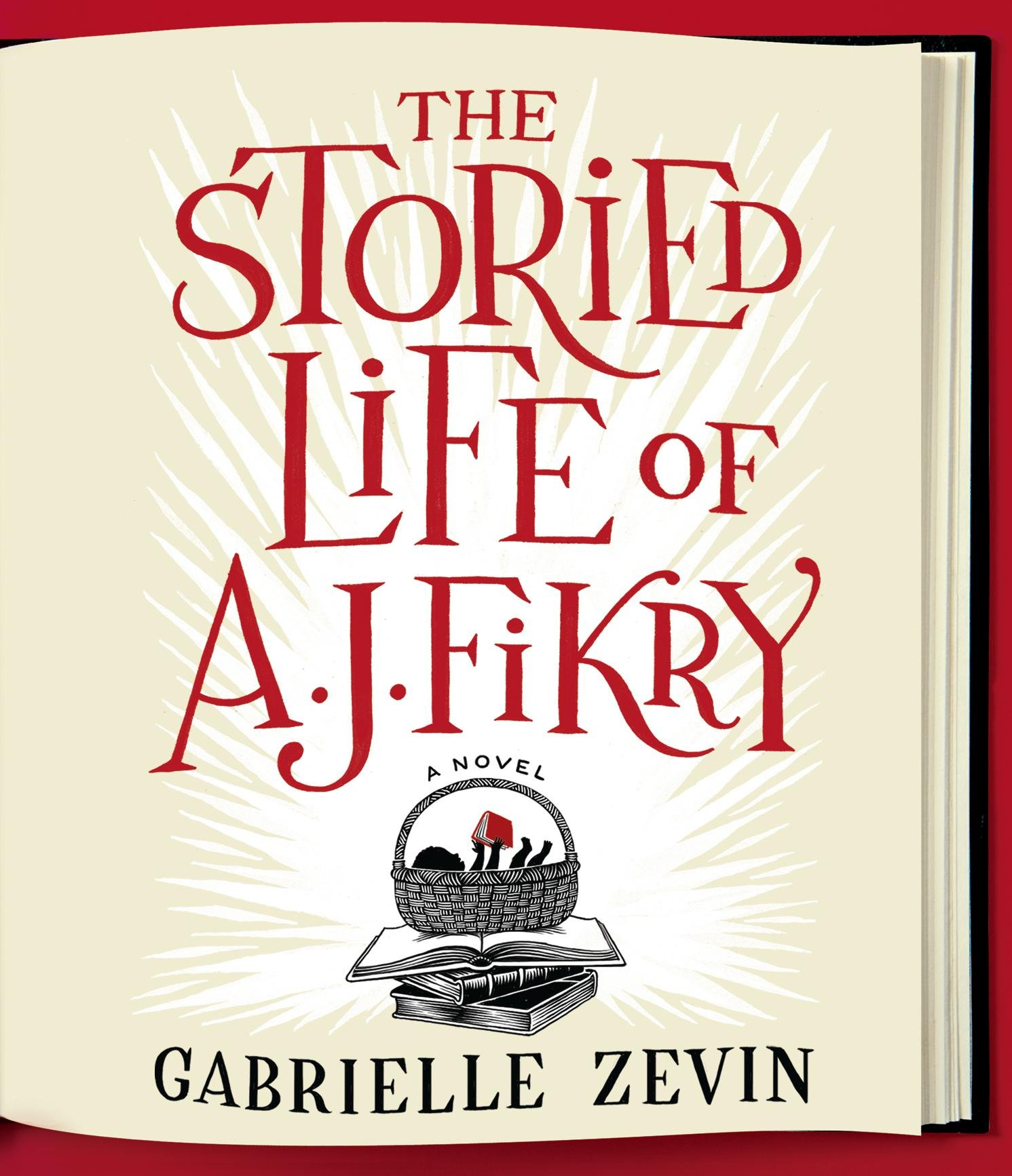 The Storied Life of A. J. Fikry: Zevin, Gabrielle, Brick, Scott:  8601411239700: Amazon.com: Books