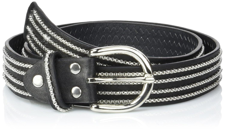 Morgan 172-3JEWBE.A Cinturón, Noir, 85 para Mujer