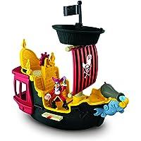 Jake y los piratas - Jolly Roger, playset (Mattel Y2265)