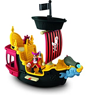 Amazon com: Fisher-Price Disney's Jake and The Never Land