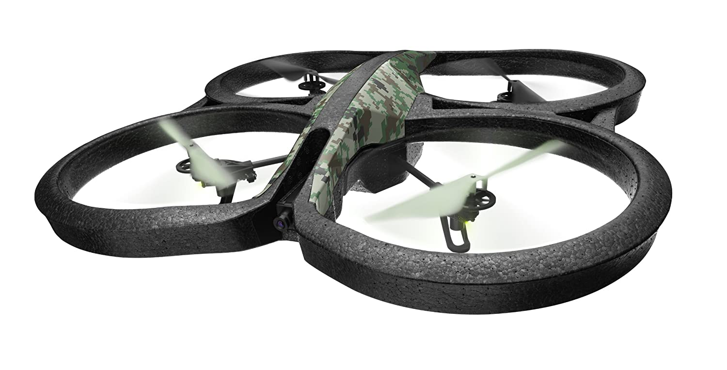 Parrot AR.Drone 2.0 Elite Edition Jungle: Parrot Inc.: Amazon.es ...