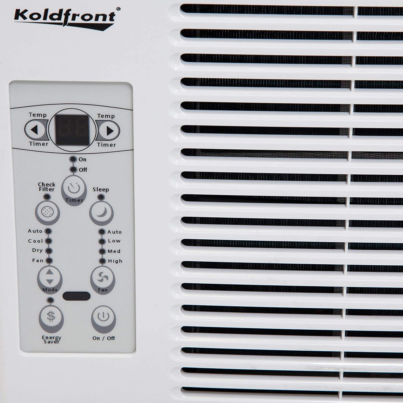 koldfront 12.000 BTU Aire acondicionado de la ventana 115 V: Amazon.es: Hogar