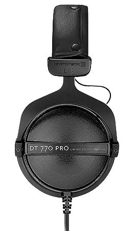 beyerdynamic DT 770 PRO – 250 OHM LE DT 770 Pro 250 ohm Professional Studio Headphones Limited Black Edition