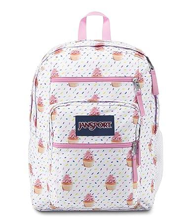 JanSport JS00TDN758X Big Student Backpack, Cupcakes