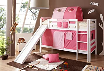 Etagenbett Lupo 2 : Ticaa einzel etagenbett buche lupo« kaufen otto