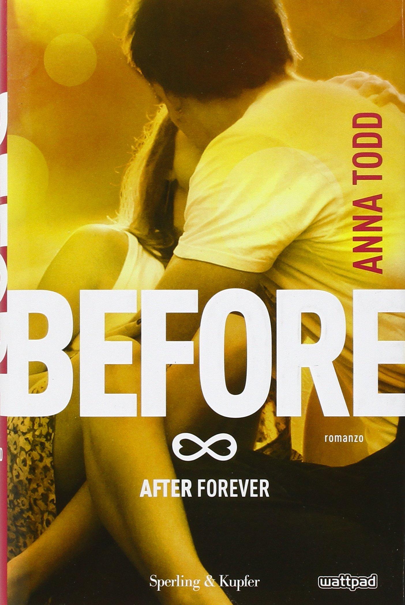 After forever (Pandora): Amazon.es: Anna Todd, I. Katerinov: Libros en idiomas extranjeros