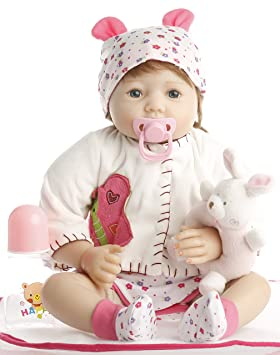 2a5161863 NPK Collection Reborn Baby Doll realistic baby dolls Vinyl Silicone ...