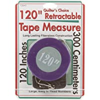 "Sullivans Retractable Tape Measure, 120"""