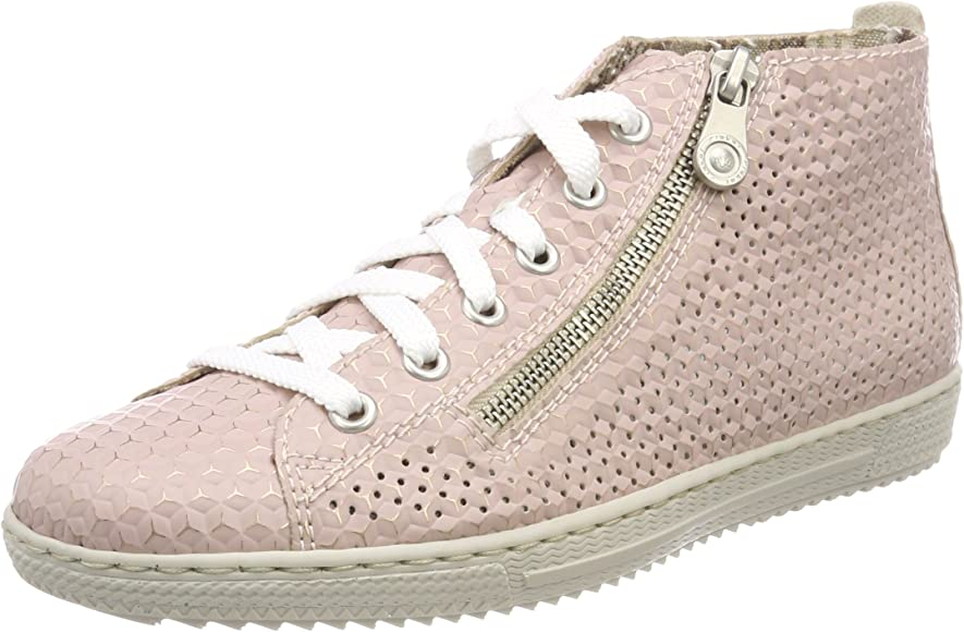 Damen L9447 Hohe Sneaker