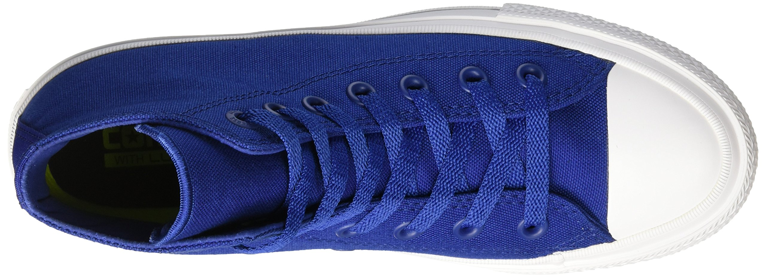 Converse Men's Chuck Taylor All Star II Hi, (Blue), 4 by Converse (Image #7)