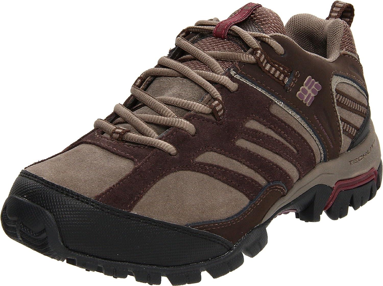 Columbia Women s Shasta Ridge Omni-Tech Lea Trail Shoe