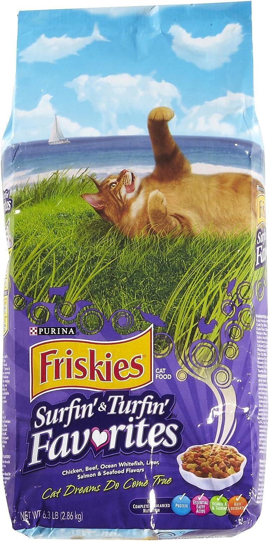 Fris 6.3LB Cat Food