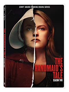 Book Cover: The Handmaid's Tale: Season 2