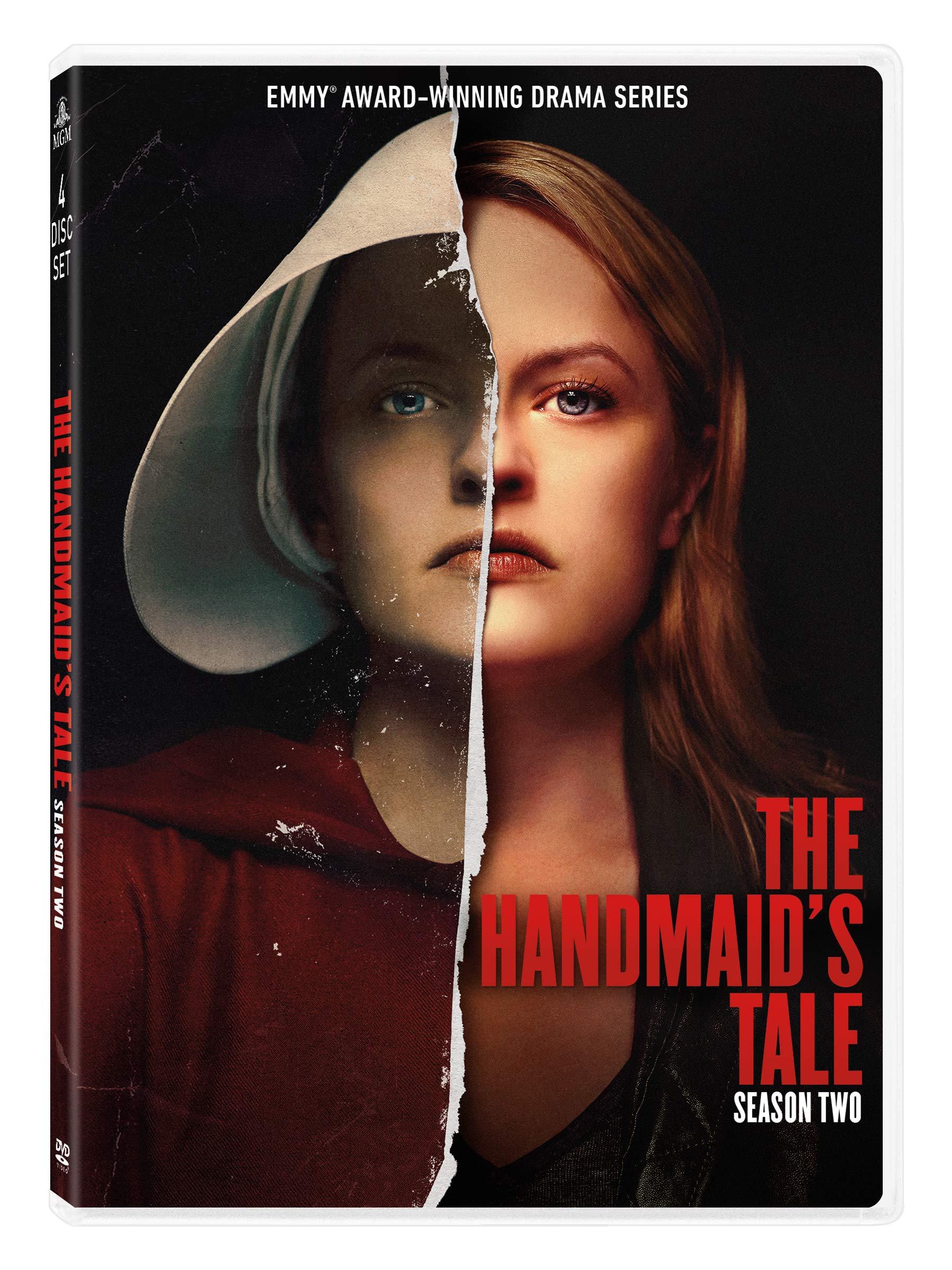 Book Cover: The Handmaid's Tale: Season 2