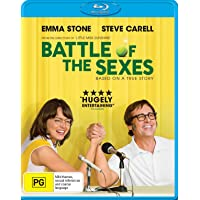 Battle Of The Sexes (2017) (Blu-ray)