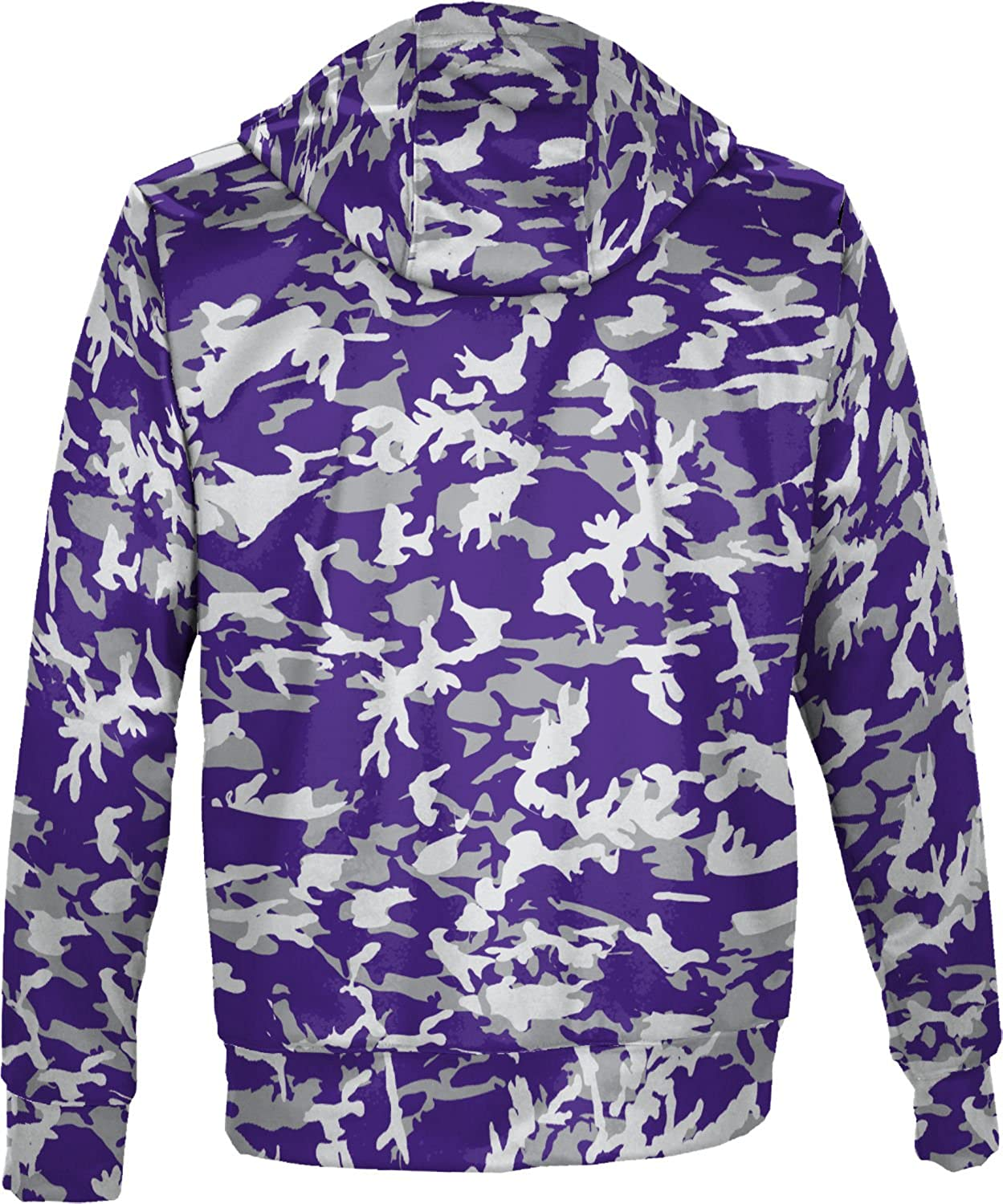 ProSphere Kansas State University Boys Full Zip Hoodie Camo