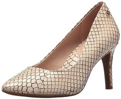 36a637d400c7 Amazon.com  Taryn Rose Women s Tamara Antique Brush SNK Pump  Shoes