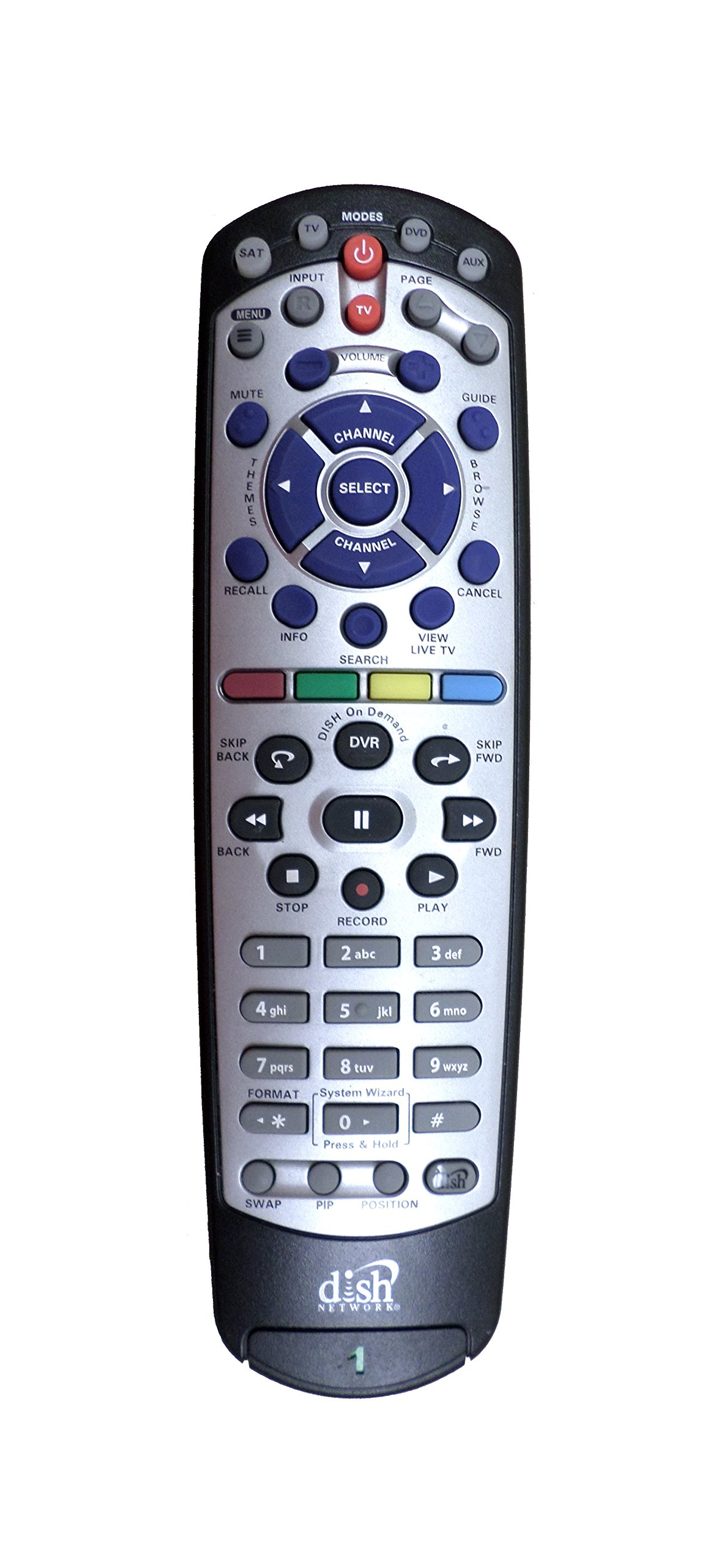Dish Network 20.1 IR Remote Control TV1 by Dish Network