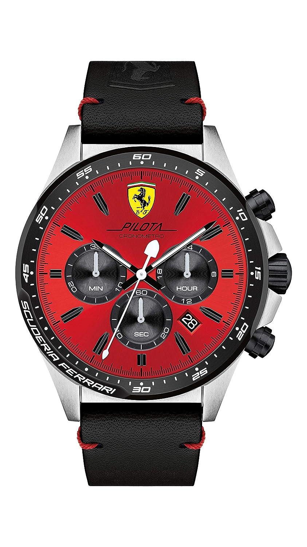 Scuderia Ferrari Best Sports Watch Brands in India 2020