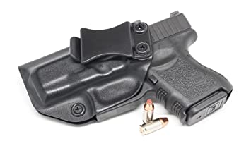 Amazon.com : Concealment Express: Glock 26/27/33 IWB KYDEX Holster ...