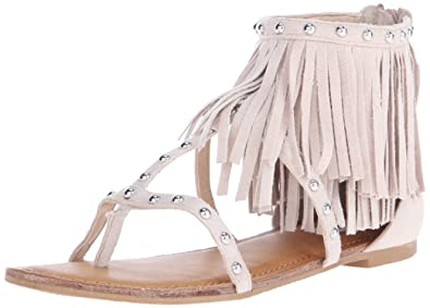 32682b7f4 Not Rated Women s Xenia Dress Sandal Cream 7.5 ...