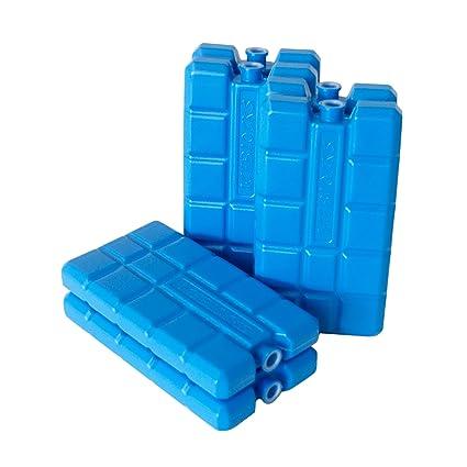Lavandería o bolsa térmica aislante (Pack de 2 bolsas de hielo, cada 200 ml, 6 (EU)