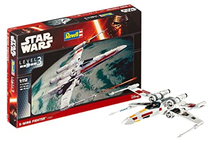 Amazon Com Revell Star Wars X Wing Fighter Toys Games