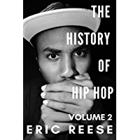 The History of Hip Hop: Volume Two book cover