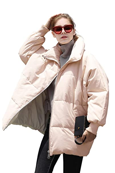 Chaqueta Abrigo Mujer Invierno Elegante Chaqueta Acolchada Mujer Invierno Anorak Pluma Parka Mujer Invierno Chaqueta Snow Nieve Mujer Chaqueta Impermeable ...