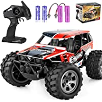 Remote Control Car, TREYWELL RC Cars Remote Control Truck, 2.4GHZ 1:18 Fast Racing Monster Car, Off Road Radio rc Cars…