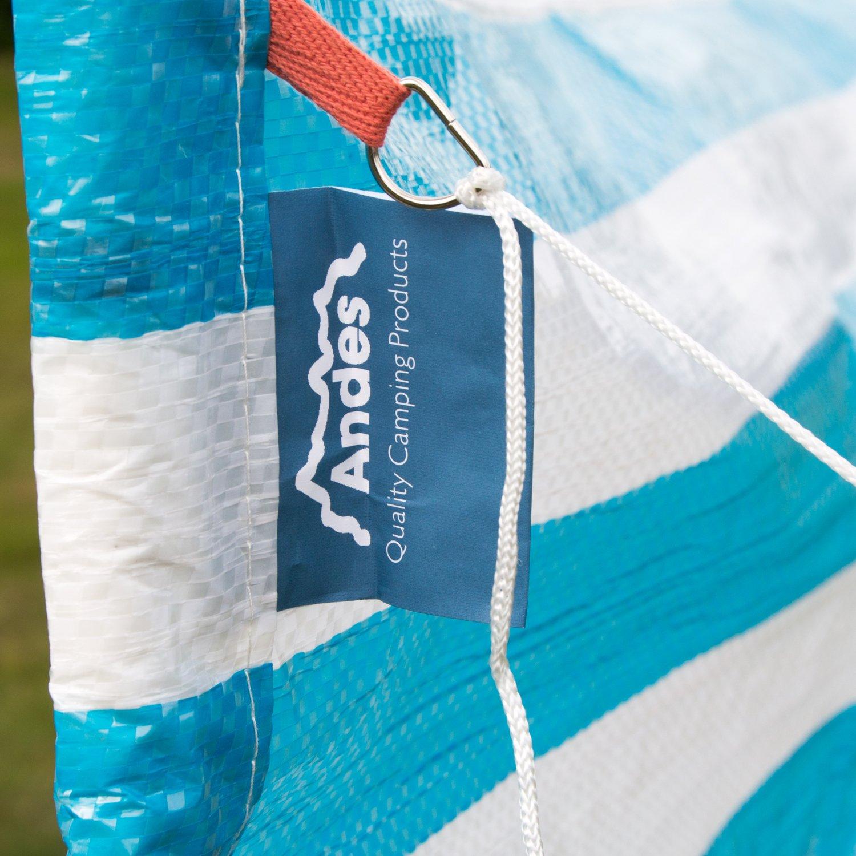 pour lext/érieur//la plage//le camping Pare-vent avec toit Andes